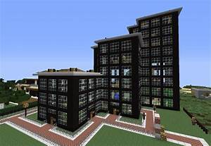 3 Building Office Minecraft Building Inc