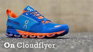 Running Shoe Overview  On Running Cloudflyer