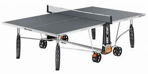Table Ping Pong Cornilleau Sport 250 S Crossover Exterieur