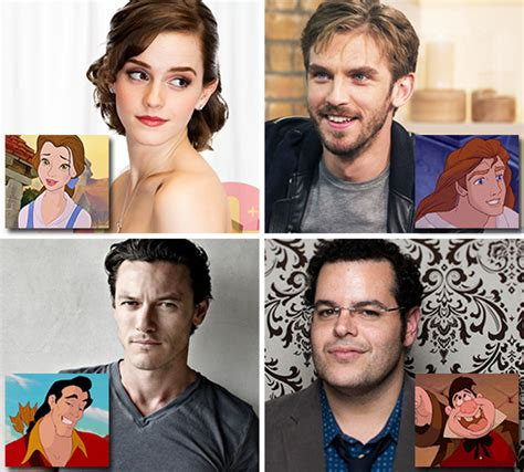 cast beauty   beast  photo  fanpop