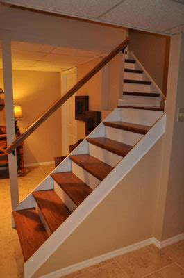 How To Remodel Basement Stairs  Finishing Basement Stairs