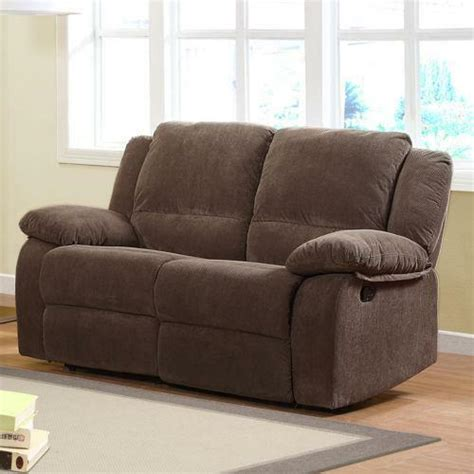 Used Reclining Loveseat by Dual Recliner Sofas Loveseats Chaises Ebay