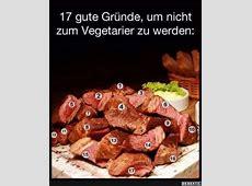 17 gute Gründe, um nicht zum Vegetarier zu werden