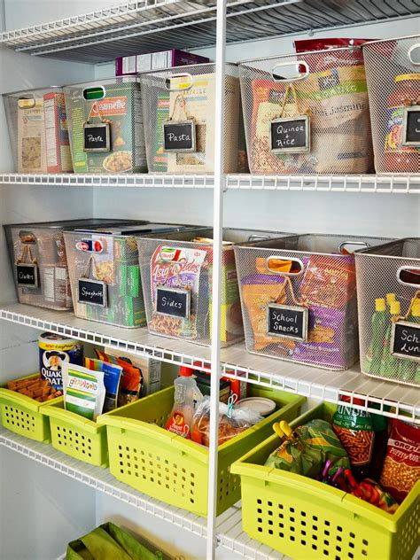 airtight kitchen canisters 7 best pantry organizers easy ideas for organizing and