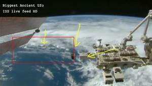 BIGGEST UFO EVER !100% a REAL ufo Mothership on Nasa ISS ...