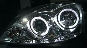 Opel Corsa C Scheinwerfer Links : led r ckleuchten angel eyes scheinwerfer opel corsa c c ebay ~ Jslefanu.com Haus und Dekorationen