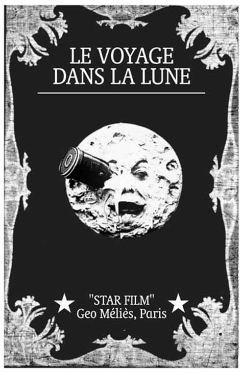 george melies aya yolculuk siyah beyaz ve klasik filmler black and white and