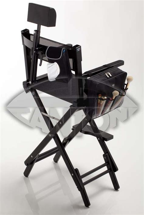 wood make up chair with headrest