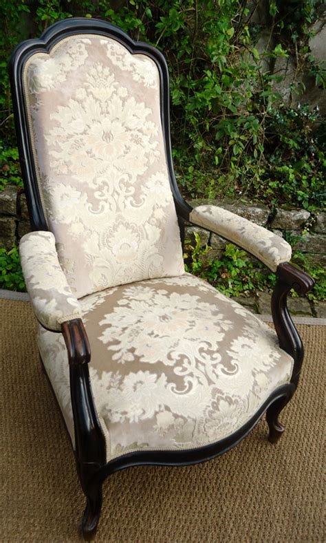 fauteuil ancien de style voltaire 233 poque napol 233 on iii