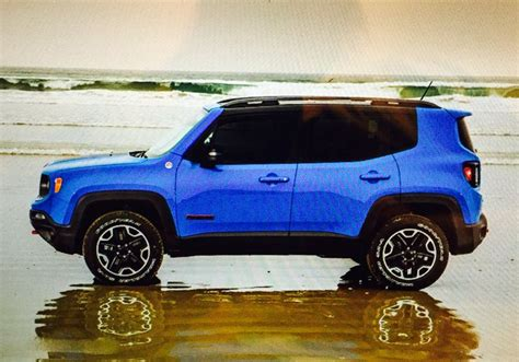 jeep renegade dark blue sierra blue jeep renegade 2015 jeep renegade pinterest
