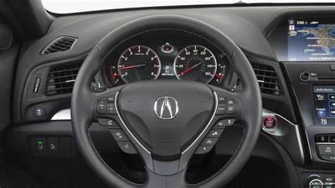 acura ilx interior steering wheel hd wallpaper