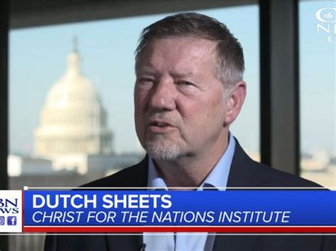 A Circus or Something More? Dutch Sheets Warns of 'Intense