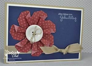 Origami Für Anfänger : origami f r anf nger stampinclub ~ A.2002-acura-tl-radio.info Haus und Dekorationen