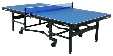 compact ping pong table stiga premium compact ping pong table gametablesonline com