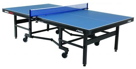 stiga premium compact ping pong table gametablesonlinecom