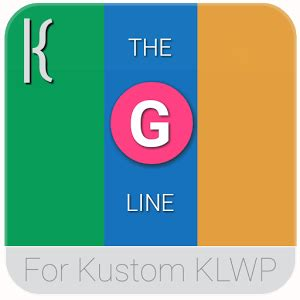 apk for iphone the g line for kustom klwp apk for iphone