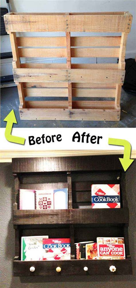 craft ideas for wood pallets top 30 the best diy pallet projects for kitchen amazing diy interior home design