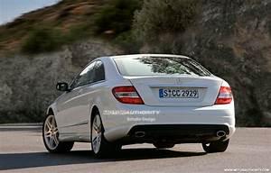Mercedes Classe C 2009 : ma si parliamo di macchine una nuova coup da commentare ~ Melissatoandfro.com Idées de Décoration