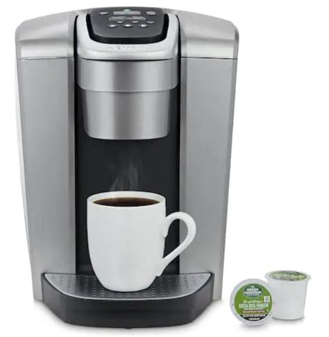 You also get the convenience you desire with the. Keurig K-Elite Single-Serve K-Cup Pod Coffee Maker $80.99 Shipped (Retail $219.99) - My DFW Mommy