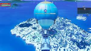Alleged Fortnite Season 7 Snow Themed Map Leaked Online