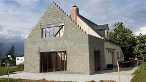 Agrandissement Maison : agrandissement de maison 35 maisons battais 35 ~ Nature-et-papiers.com Idées de Décoration