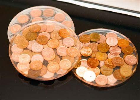 super cool diys  pennies