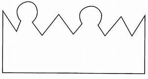 Couronne En Papier à Imprimer : visuel modele couronne des rois a imprimer ~ Melissatoandfro.com Idées de Décoration