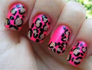 Nails designs cheetah i m not lion a