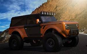 New 2020 Ford Bronco Platinum Price, Release Date, Pictures | FORD REDESIGN