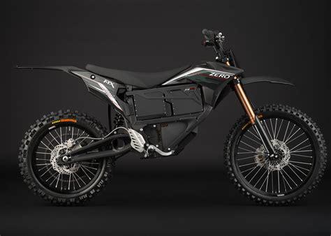 electric motocross bikes 2013 zero mx electric bike detailed autoevolution