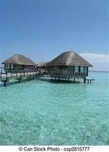 Haus Im Wasser : wasser haus malediven meer insel ~ Watch28wear.com Haus und Dekorationen