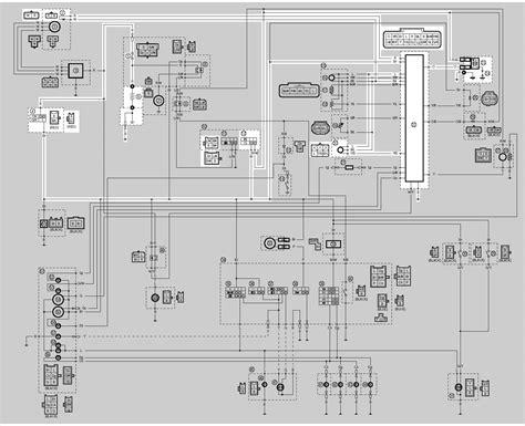 wiring diagram kelistrikan yamaha vixion apritos