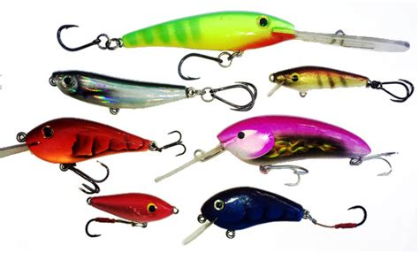 fishing hooks  ultimate guide  hard body lure