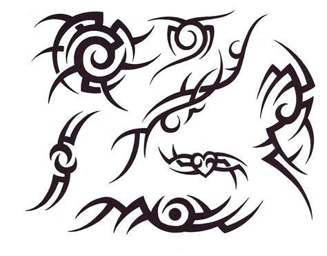 The Tribal Tattoo Design