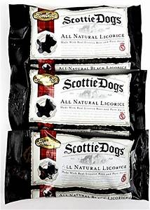 gimbals all natural black licorice scottie dogs 2 lbs