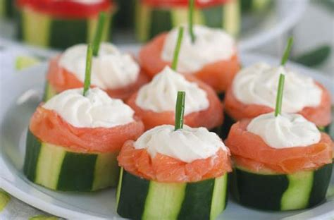 posh canapes recipes foodista 5 easy and canapes to serve for