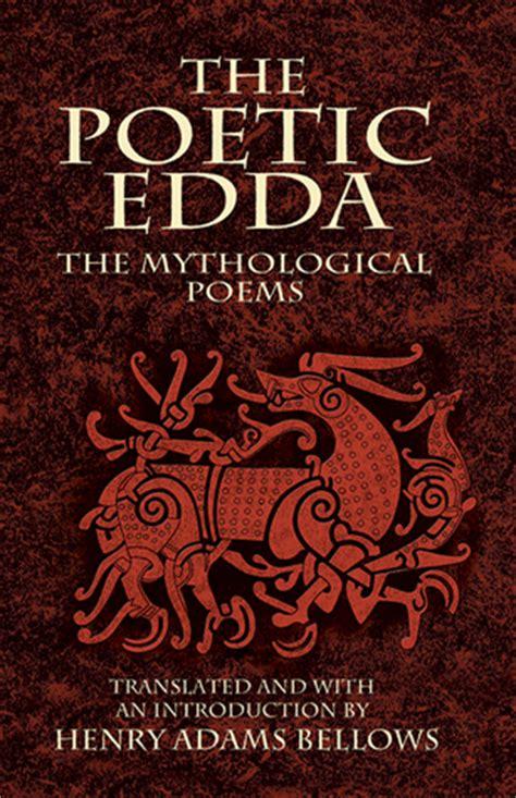 poetic edda  mythological poems  anonymous