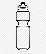 Bottle Water Coloring Drawing Pe Clipart Pinclipart Physical Education Clip sketch template