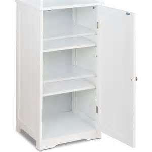 6 tier storage cabinet with magnetic doors in white buy