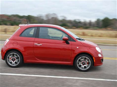 2012 Fiat 500 Sport Mpg by 2012 Fiat 500 Sport Road Test And Review Autobytel