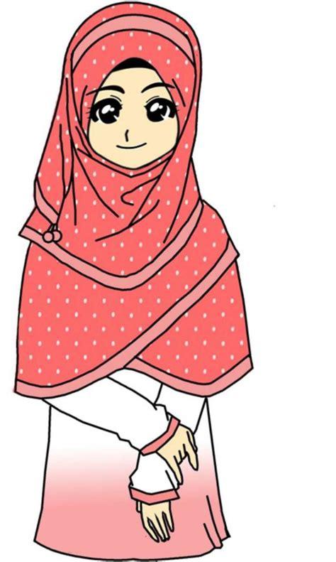 kartun muslimah terbaru anak cemerlang
