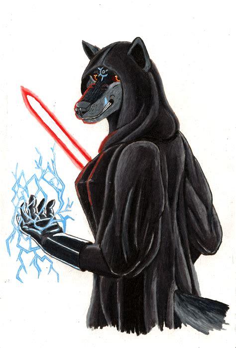 sci fi portrait lord abyss weasyl