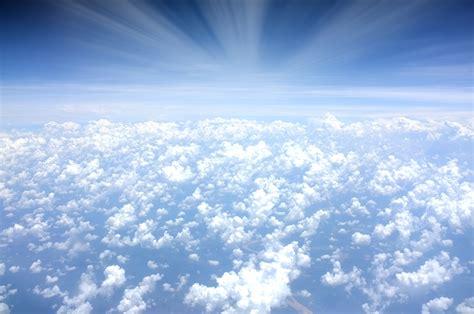 Horizon, Cloud, Sky, Sun, Sunlight, Daytime
