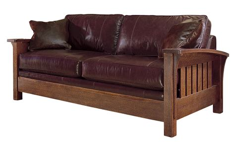 Orchard St Sofa, Mission Collection