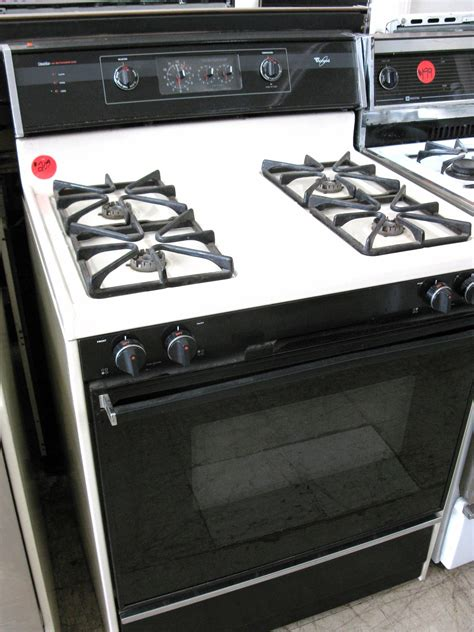 used gas range for used whirlpool gas range 8769