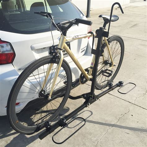 suv bike rack 2 bike bicycle hitch mount 1 25 quot 2 quot heavy duty carrier