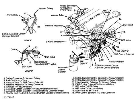 93 Altima Engine Diagram by 1994 Nissan Sentra Carburetor I Disassembled The