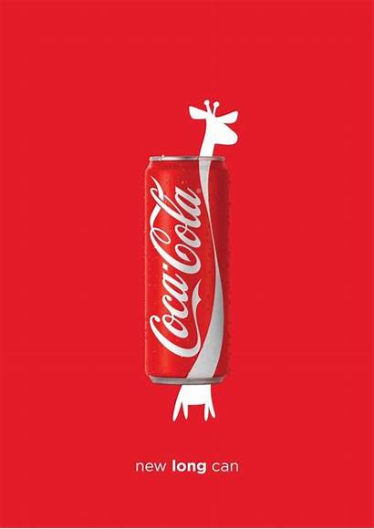 Advertising Cola Creative Poster Ads Posters Cherry