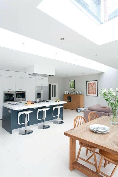 amenager cuisine ouverte sur salon cuisine semi ouverte et cuisine ouverte sur salon
