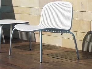 Lounge Stuhl Garten : ninfea relax lounge stuhl aus aluminium und harz stapelbar verschiedene farben f r garten ~ Markanthonyermac.com Haus und Dekorationen